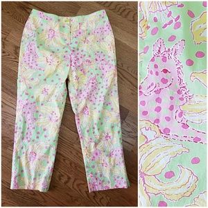 Fillies for Lillies Cropped Lilly Pulitzer